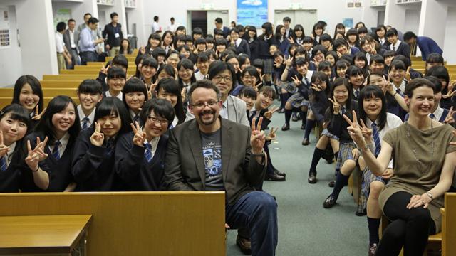 """에버노트의 CEO가 여고생들에게 알려준 """"인생에 도움이 되는 3가지 교훈"""""""