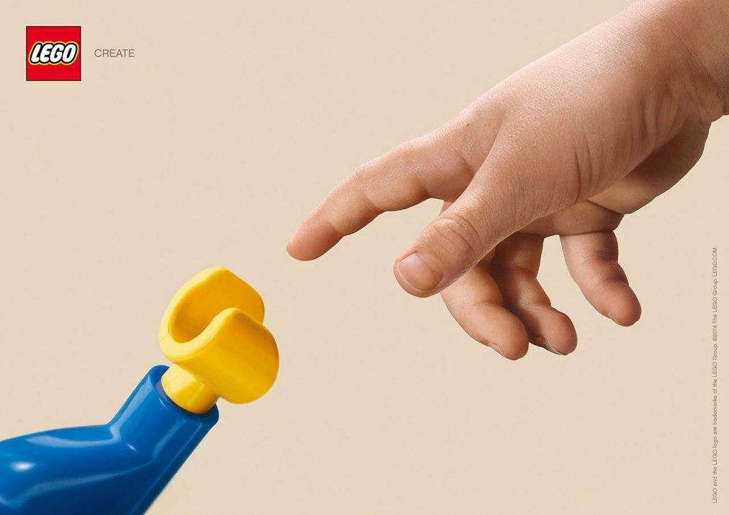 LEGO Sweden: Create by Jung von Matt