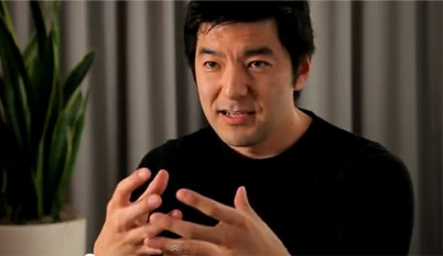 이나모토 레이 / REI INAMOTO (AKQA Chief Creative Officer)  * 이미지 출처 : Google Agile Creativity http://goo.gl/p8wmjQ
