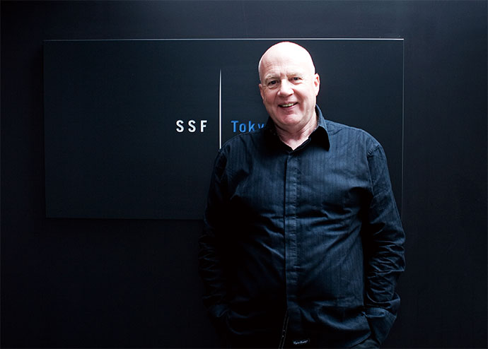 Kevin Roberts / CEO at Saatchi & Saatchi Worldwide