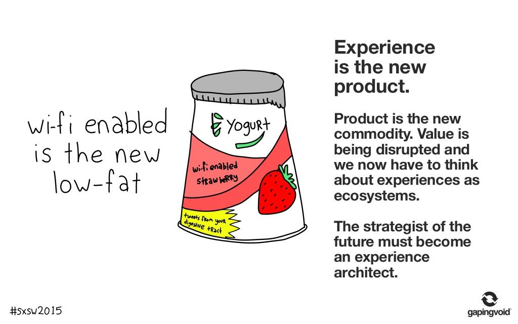제품/서비스를 통해 무엇을 체험할 수 있는가, 무엇을 가능케 할 것인가?