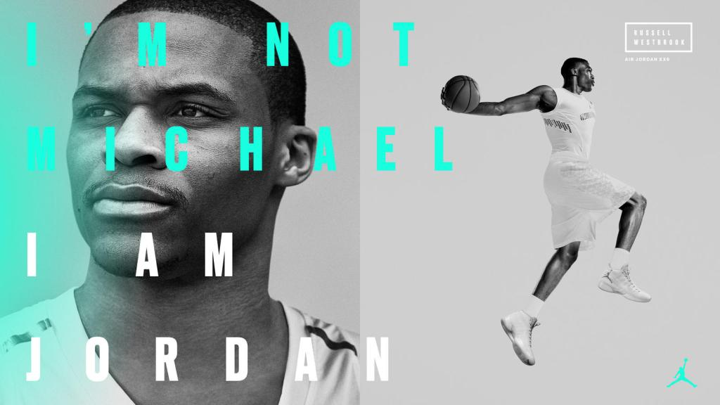 """I'M NOT MICHAEL, I AM JORDAN"" ※ 이미지 출처 : http://sz9.es/i-am-not-michael-i-am-jordan/"